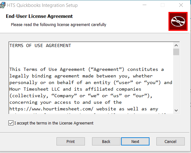 End User Agreement SS
