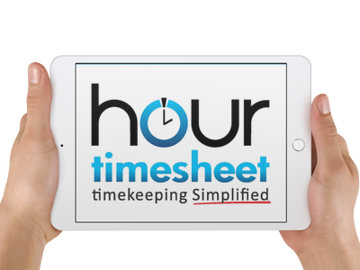 Hour Timesheet Homepage Logo