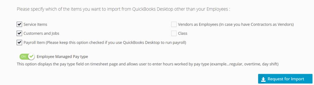 Payroll Data Sync